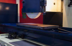 Machine de précision CNC